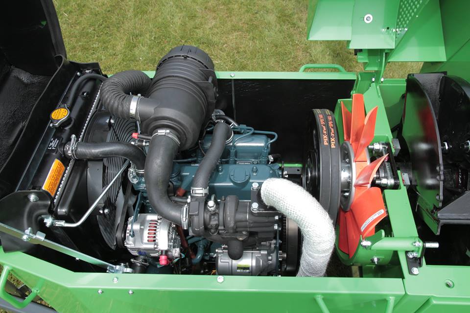 Silnik Kuboty D1105