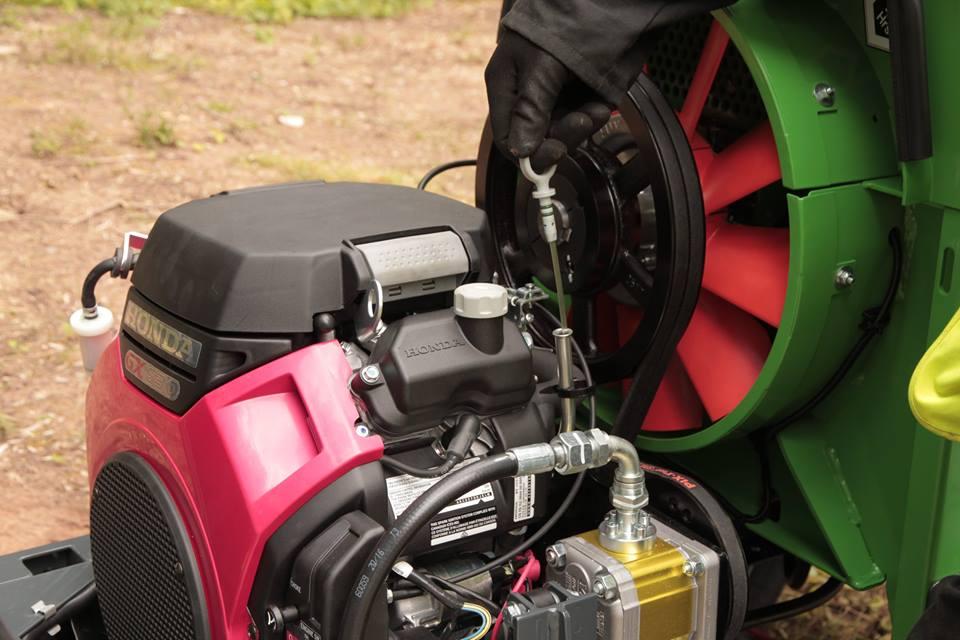 Silnik Honda GX 630