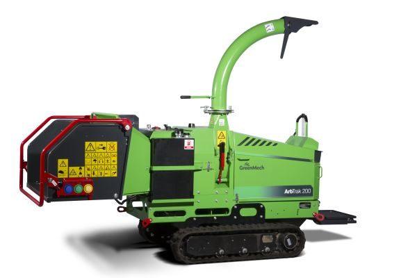 greenmech ArbTrak 200
